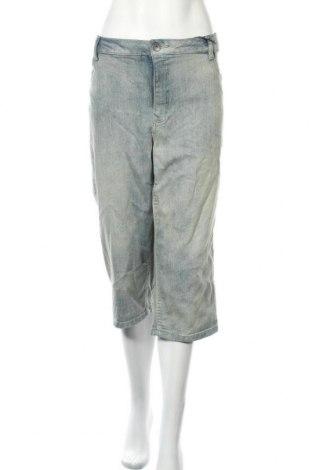 Дамски дънки Aniston, Размер 3XL, Цвят Син, 79% памук, 19% полиестер, 2% еластан, Цена 33,12лв.