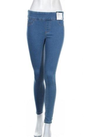 Дамски дънки Anko, Размер S, Цвят Син, 75% памук, 23% полиестер, 2% еластан, Цена 10,76лв.