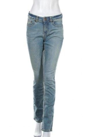 Дамски дънки Arizona, Размер S, Цвят Син, 98% памук, 2% еластан, Цена 27,52лв.