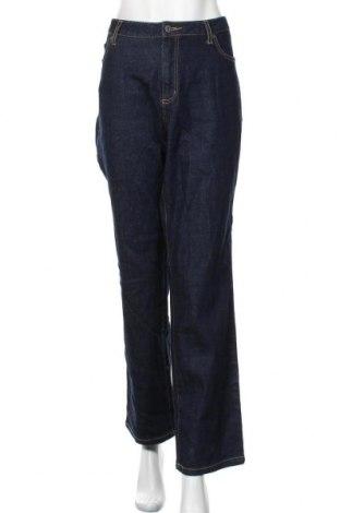 Дамски дънки Arizona, Размер XXL, Цвят Син, 98% памук, 2% еластан, Цена 30,45лв.