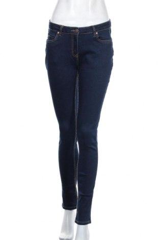 Дамски дънки Blue Motion, Размер M, Цвят Син, 98% памук, 2% еластан, Цена 28,35лв.