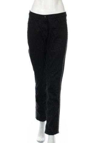 Blugi de femei Blue Motion, Mărime M, Culoare Negru, 98% bumbac, 2% elastan, Preț 53,52 Lei