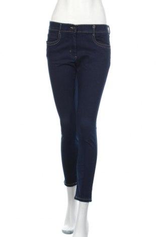Дамски дънки Bonita, Размер L, Цвят Син, 65% памук, 31% полиестер, 4% еластан, Цена 8,51лв.
