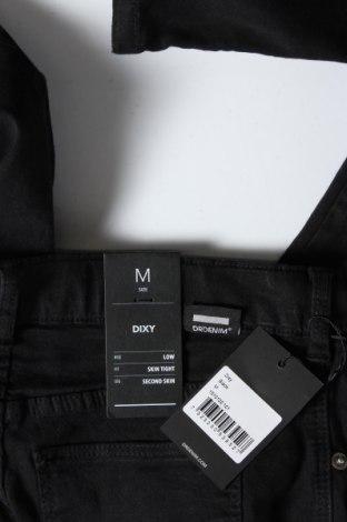 Дамски дънки Dr. Denim, Размер M, Цвят Черен, 98% памук, 2% еластан, Цена 24,15лв.