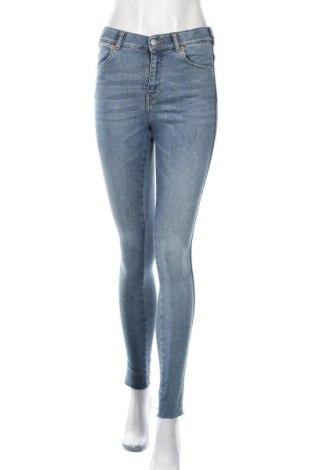 Дамски дънки Dr. Denim, Размер S, Цвят Син, 93% памук, 2% еластан, 5% други тъкани, Цена 12,29лв.
