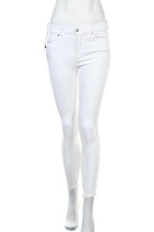 Дамски дънки Dr. Denim, Размер S, Цвят Бял, 95% памук, 5% еластан, Цена 36,30лв.
