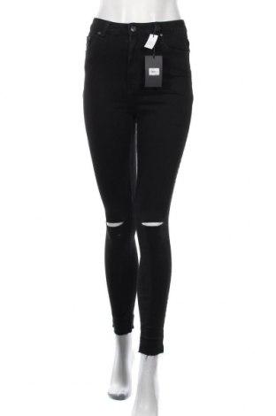 Дамски дънки Glassons, Размер S, Цвят Черен, 72% памук, 24% полиестер, 2% вискоза, 2% еластан, Цена 55,76лв.