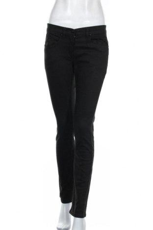 Дамски дънки Identic, Размер S, Цвят Черен, 97% памук, 3% еластан, Цена 6,83лв.