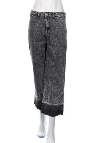 Дамски дънки La Petite Francaise, Размер M, Цвят Сив, Памук, Цена 15,12лв.