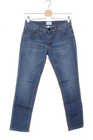 Blugi pentru copii Lanvin, Mărime 12-13y/ 158-164 cm, Culoare Albastru, 98% bumbac, 2% elastan, Preț 115,00 Lei
