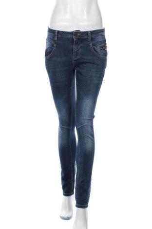 Дамски дънки MOS MOSH, Размер S, Цвят Син, 98% памук, 2% еластан, Цена 40,16лв.