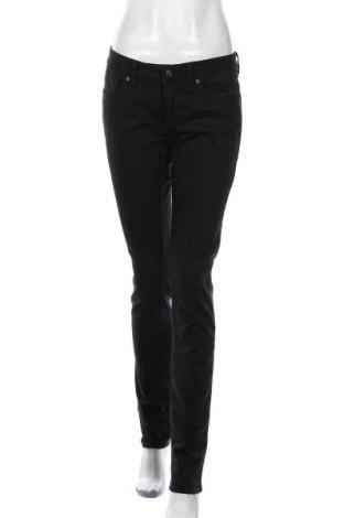 Дамски дънки Mavi, Размер M, Цвят Черен, 98% памук, 2% еластан, Цена 15,23лв.