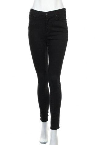 Дамски дънки Meraki, Размер S, Цвят Черен, 84% памук, 13% полиестер, 3% еластан, Цена 24,18лв.