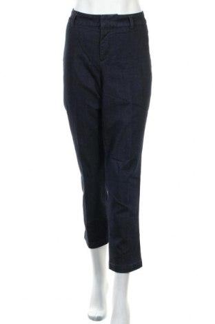 Дамски дънки NYDJ, Размер L, Цвят Син, 80% памук, 19% полиестер, 1% еластан, Цена 21,84лв.