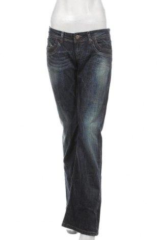 Дамски дънки ONLY, Размер M, Цвят Син, 98% памук, 2% еластан, Цена 8,82лв.