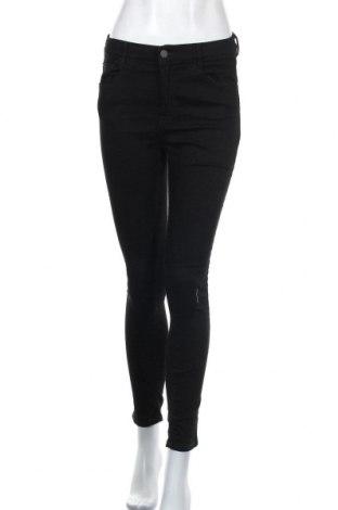 Дамски дънки Pull&Bear, Размер M, Цвят Черен, Цена 22,68лв.