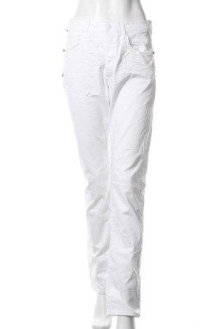 Дамски дънки Replay, Размер M, Цвят Бял, 98% памук, 2% еластан, Цена 55,72лв.