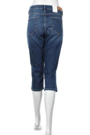 Дамски дънки S.Oliver, Размер XL, Цвят Син, 99% памук, 1% еластан, Цена 23,70лв.