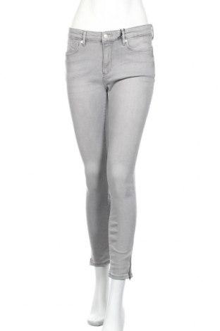 Blugi de femei S.Oliver, Mărime M, Culoare Gri, 92% bumbac, 8% elastan, Preț 131,74 Lei