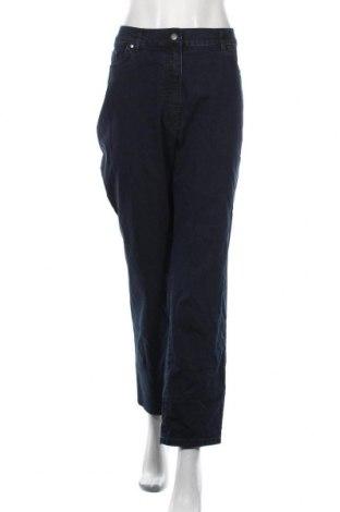 Дамски дънки Zerres, Размер XXL, Цвят Син, 76% памук, 20% полиестер, 2% еластан, Цена 119,25лв.