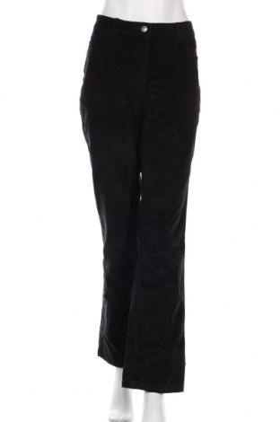 Дамски джинси Esmara, Размер XL, Цвят Черен, 98% памук, 2% еластан, Цена 32,13лв.