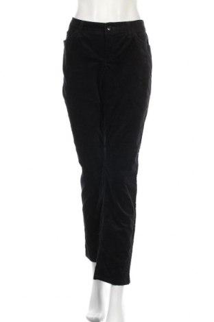 Дамски джинси Yessica, Размер L, Цвят Черен, 98% памук, 2% еластан, Цена 14,49лв.