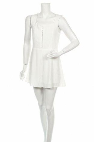 Γυναικεία σαλοπέτα Usha, Μέγεθος M, Χρώμα Λευκό, 100% πολυεστέρας, Τιμή 10,67€