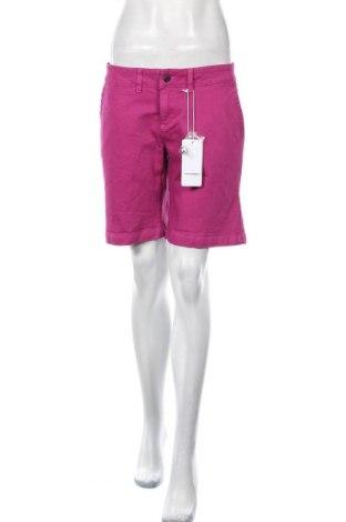 Pantaloni scurți de femei Greystone, Mărime M, Culoare Roz, 98% bumbac, 2% elastan, Preț 35,92 Lei