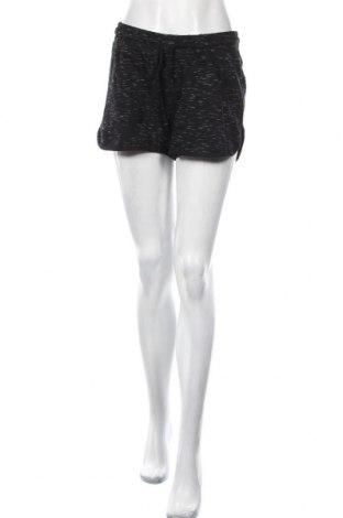 Pantaloni scurți de femei Urban Classics, Mărime XL, Culoare Negru, 90% bumbac, 10% poliester, Preț 25,66 Lei