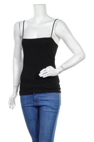 Дамски комплект Gina Tricot, Размер S, Цвят Черен, 92% памук, 8% еластан, Цена 11,50лв.