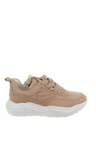 Дамски обувки About You, Размер 38, Цвят Кафяв, Естествена кожа, Цена 89,25лв.