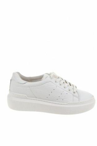 Dámské boty  About You, Velikost 37, Barva Bílá, Pravá kůže, Cena  690,00Kč
