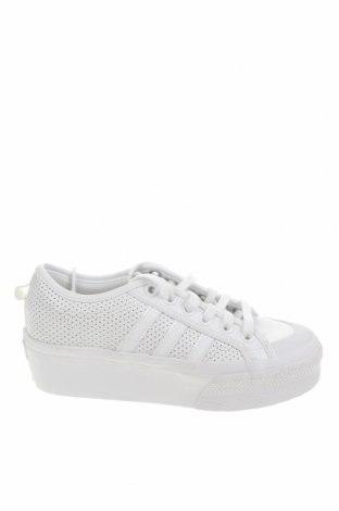 Dámské boty  Adidas Originals, Velikost 38, Barva Bílá, Pravá kůže, Eko kůže, Cena  986,00Kč