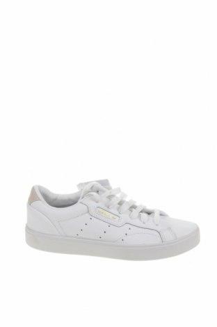 Dámské boty  Adidas Originals, Velikost 38, Barva Bílá, Pravá kůže, Cena  1041,00Kč
