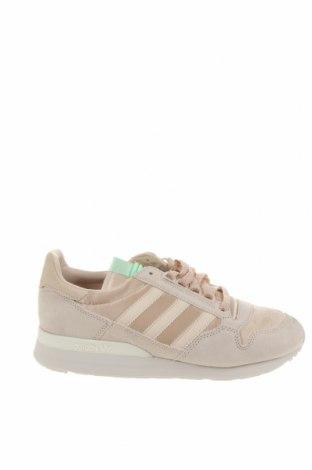 Dámské boty  Adidas Originals, Velikost 41, Barva Růžová, Přírodní velur , Eko kůže, textile , Cena  1427,00Kč