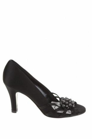 Дамски обувки Bally, Размер 37, Цвят Черен, Текстил, Цена 86,80лв.