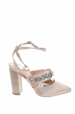 Дамски обувки Chi Chi, Размер 36, Цвят Розов, Текстил, Цена 30,02лв.
