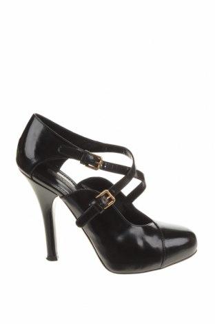 Încălțăminte de damă Dolce & Gabbana, Mărime 36, Culoare Negru, Piele naturală, Preț 272,50 Lei