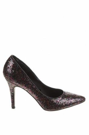 Γυναικεία παπούτσια H&M, Μέγεθος 37, Χρώμα Πολύχρωμο, Κλωστοϋφαντουργικά προϊόντα, Τιμή 9,53€