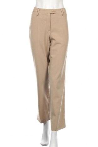 Дамски панталон Atelier GARDEUR, Размер L, Цвят Бежов, Цена 32,76лв.