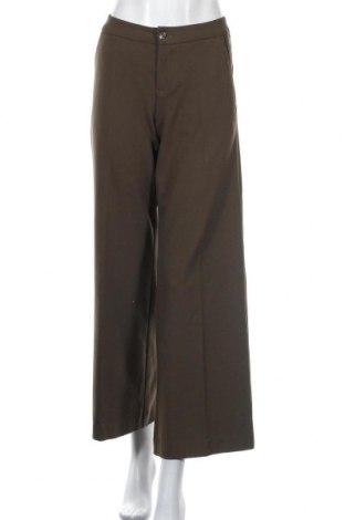 Дамски панталон Alberto, Размер S, Цвят Зелен, 96% полиестер, 4% еластан, Цена 47,32лв.