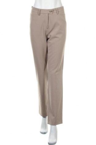 Дамски панталон Atelier GARDEUR, Размер S, Цвят Бежов, 52% полиестер, 43% вълна, 5% еластан, Цена 36,00лв.