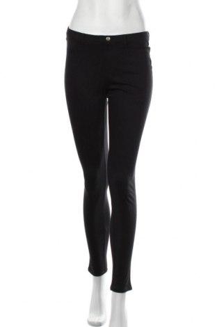 Дамски панталон Essentials by Tchibo, Размер S, Цвят Черен, 58% памук, 32% полиестер, 10% еластан, Цена 18,48лв.