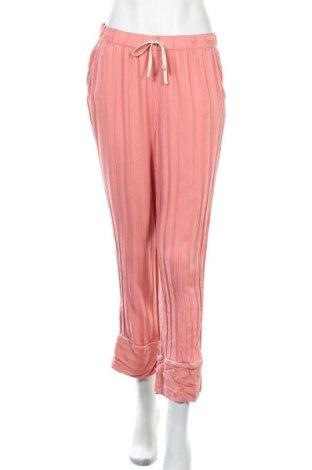 Дамски панталон Hunkemoller, Размер M, Цвят Розов, 100% вискоза, Цена 26,46лв.