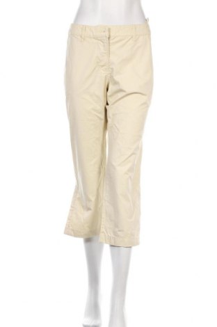 Дамски панталон Timberland, Размер L, Цвят Жълт, Памук, Цена 11,70лв.