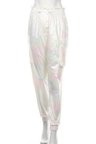 Дамски панталон Zara, Размер S, Цвят Бял, Полиамид, Цена 39,00лв.
