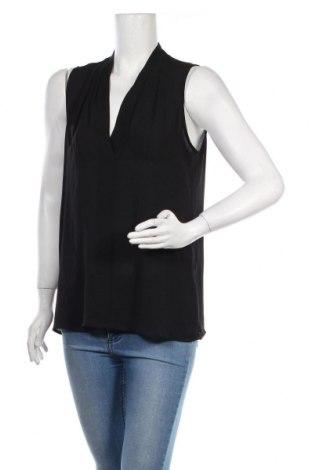 Γυναικείο αμάνικο μπλουζάκι Banana Republic, Μέγεθος M, Χρώμα Μαύρο, Τιμή 8,70€