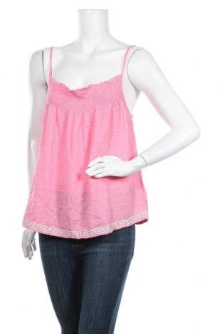 Tricou de damă Women'secret, Mărime L, Culoare Roz, Viscoză, Preț 31,58 Lei