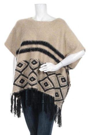 Дамски пуловер, Размер L, Цвят Бежов, 80% полиамид, 20% вълна, Цена 18,27лв.