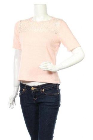 Дамски пуловер Atelier GARDEUR, Размер M, Цвят Розов, 55% памук, 45% вискоза, Цена 15,12лв.